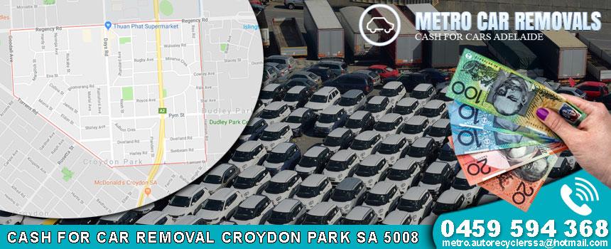 Cash For Car Removal Croydon Park SA 5008