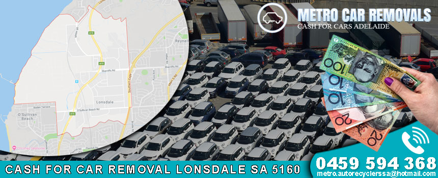 Cash For Car Removal Lonsdale SA 5160