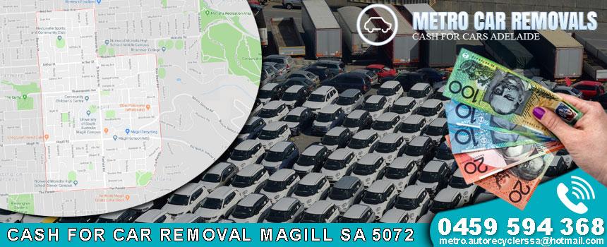 Cash For Car Removal Magill SA 5072