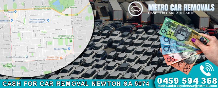 Cash For Car Removal Newton SA 5074