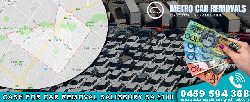 Cash For Car Removal Salisbury SA 5108