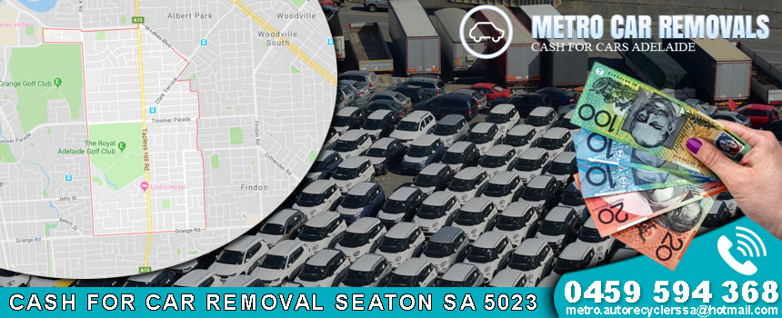 Cash For Car Removal Seaton SA 5023