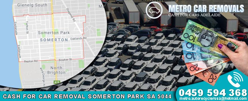 Cash For Car Removal Somerton Park SA 5044