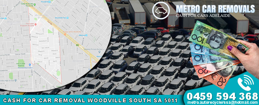 Cash For Car Removal Woodville South SA 5011