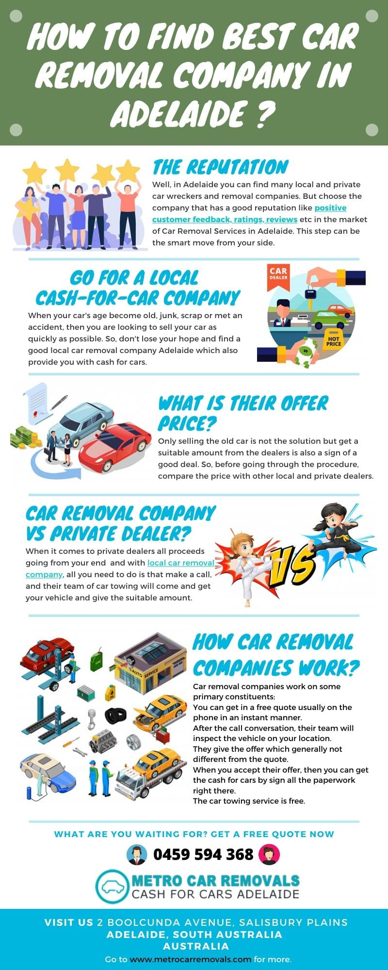 How to find best Car Removal Company in adelaide