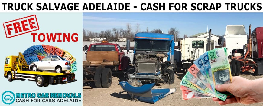Truck Salvage Adelaide