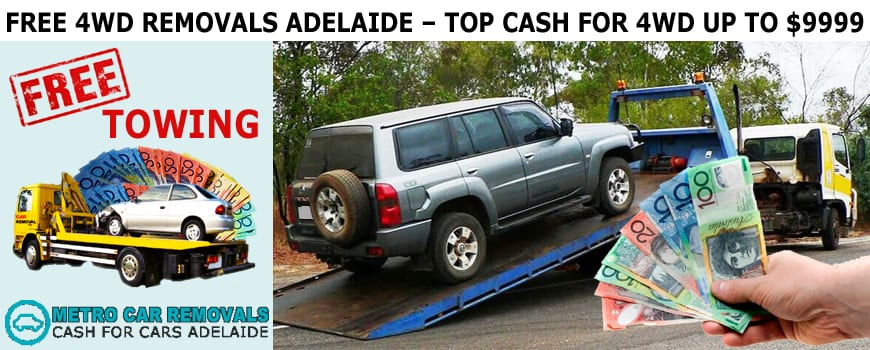 4WD Removals Adelaide