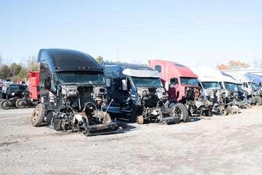 Truck Salvage