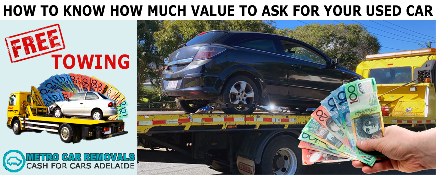 How Much Value to Ask for Your Used Car